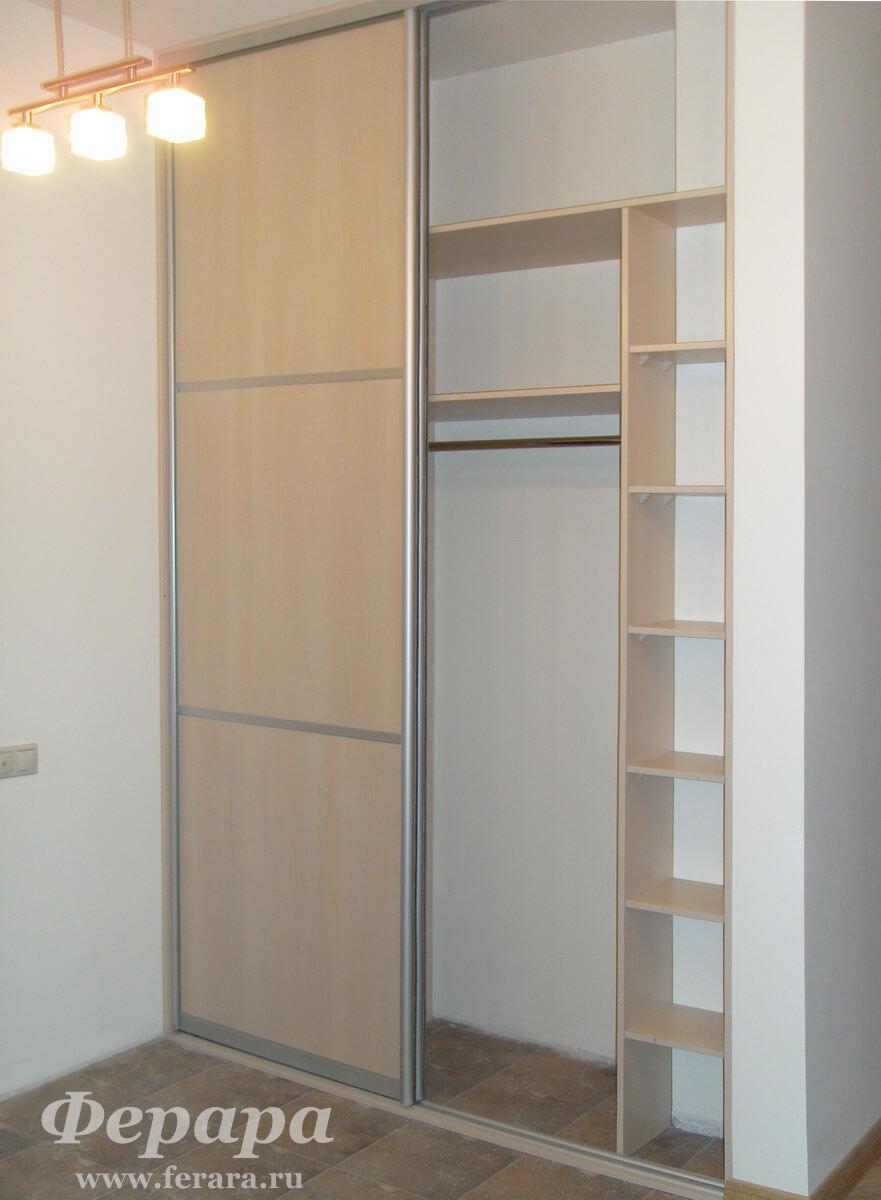 Как сделать шкаф в прихожую из гипсокартона своими руками
