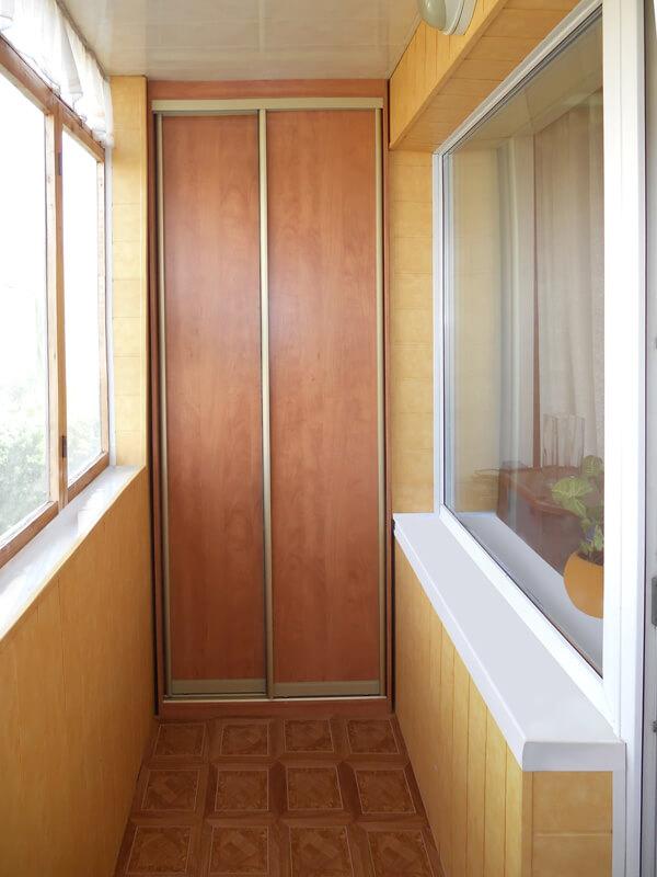 Делаете ли вы шкафы для балкона? какимихарактеристиками дол.