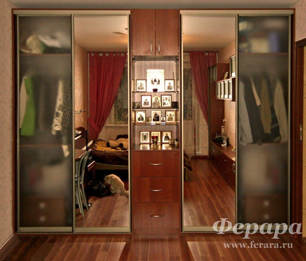 Шкафы купе премиум класса фото