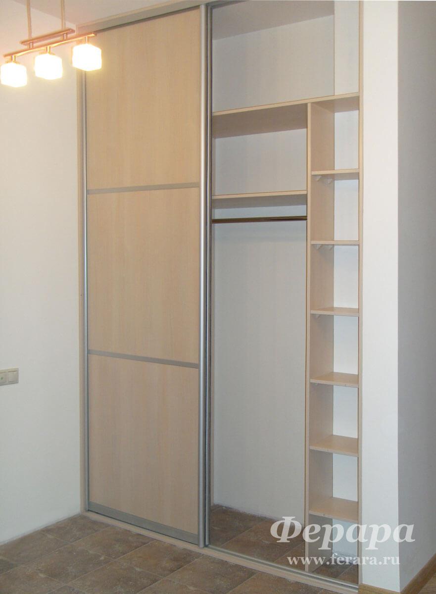 Как сделать шкаф из гипсокартона пошаговая инструкция